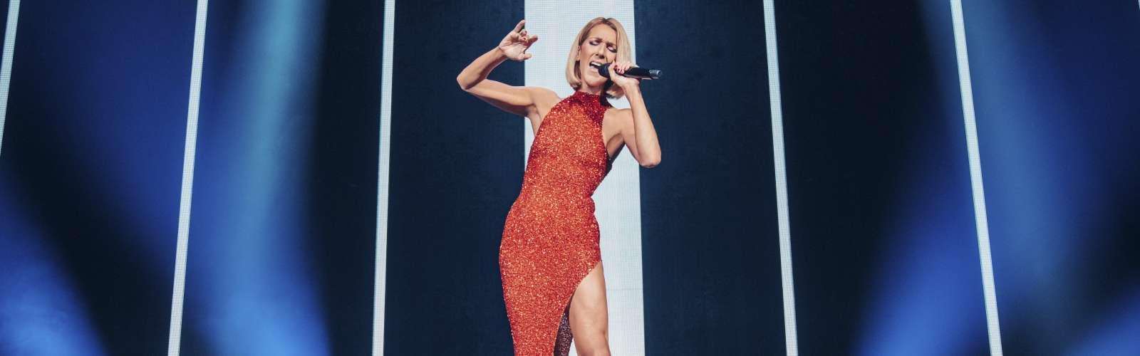 Celine Dion Royal Arena